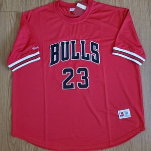 MENS MICHAEL JORDAN CHICAGO BULLS JERSEY 2XL